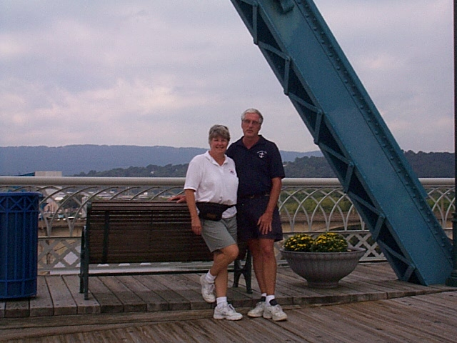 Coleen & Gary in Chattanooga