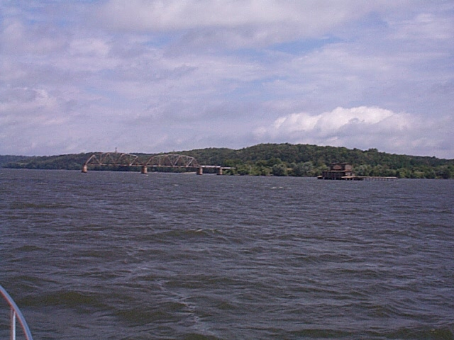 Choppy waters on the Tennessee